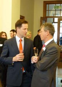Nick Clegg & Robert Hazell
